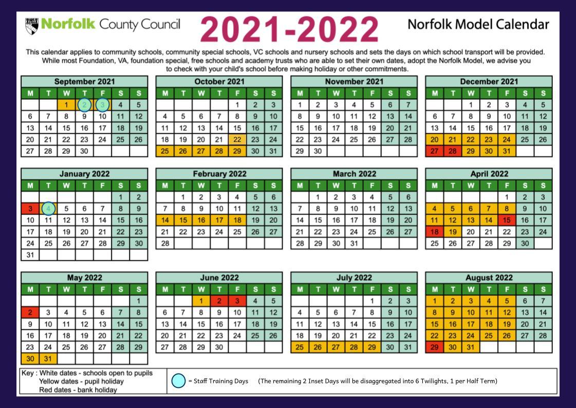 Federation Term Dates 2021 2022 (2)